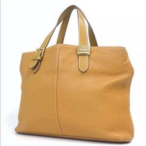 Burberry's vintage satchel handbag